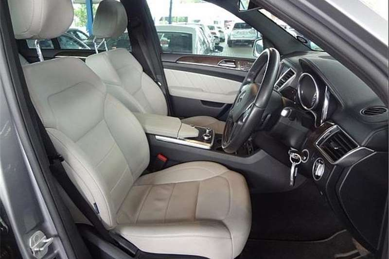 Mercedes Benz GL 350 BlueTec 2014