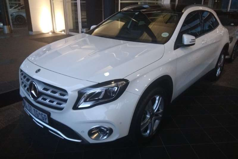 Mercedes Benz GLA 220d 2018