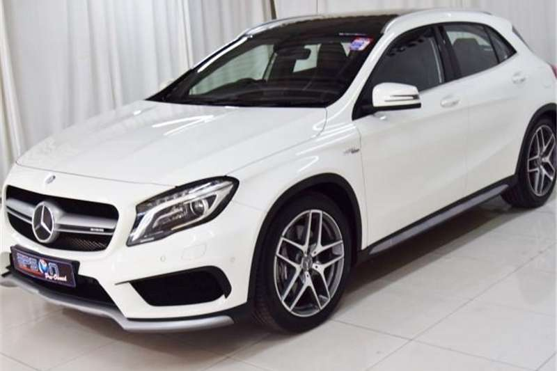 2014 Mercedes Benz GLA