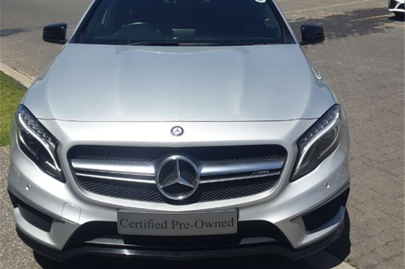 2016 Mercedes Benz GLA