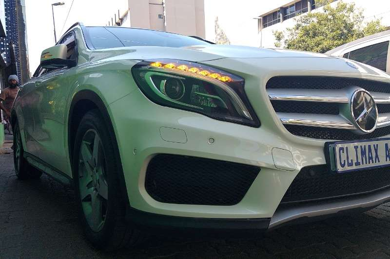 2016 Mercedes Benz GLA 250 4Matic Style