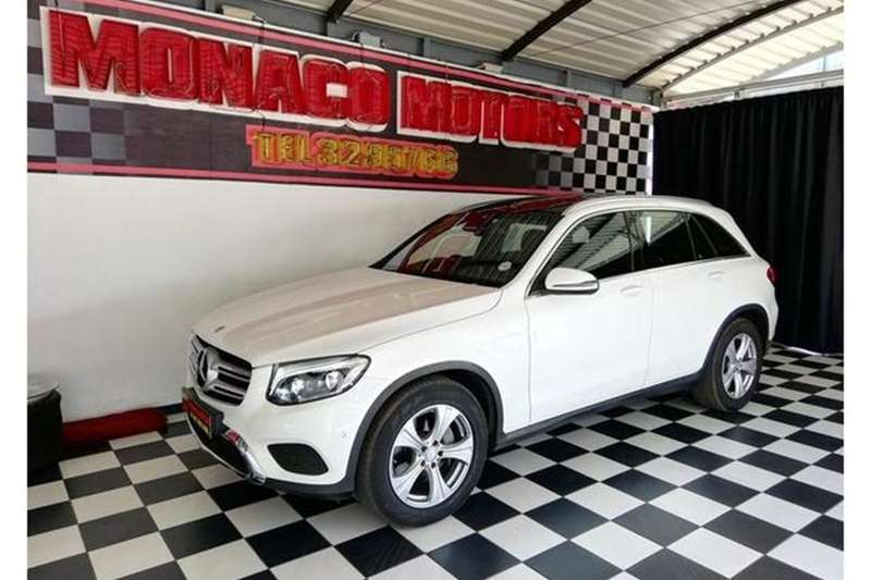 Mercedes Benz GLC 250 4Matic 2016