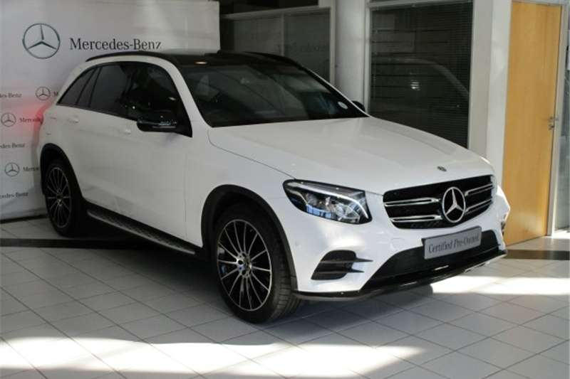 2017 mercedes benz glc 250d 4matic amg line crossover suv diesel awd automatic cars. Black Bedroom Furniture Sets. Home Design Ideas