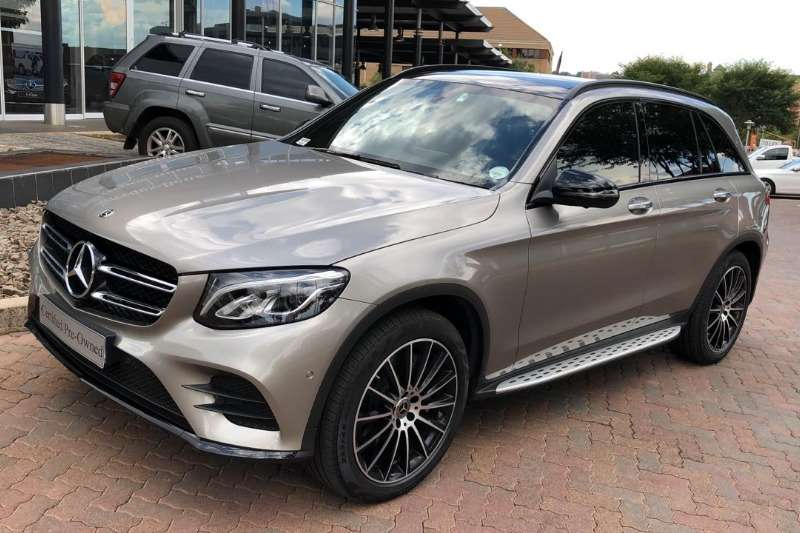 Mercedes Benz Glc 250d 4matic Amg Line