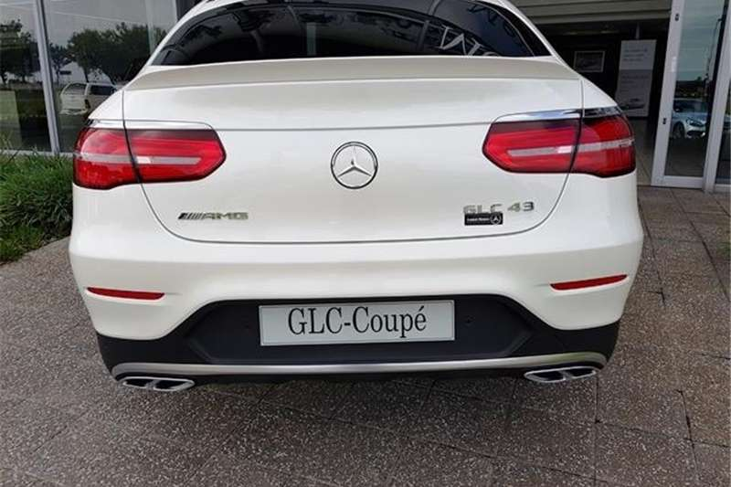 Mercedes Benz GLC 43 coupe 4Matic 2018