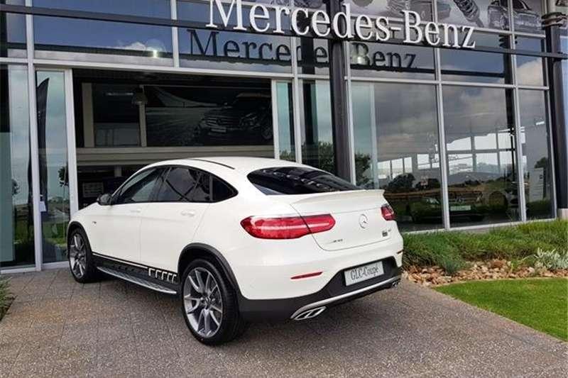 Mercedes Benz GLC 43 coupe 4Matic 2018