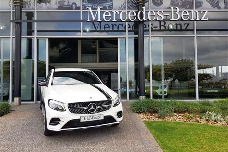 2018 Mercedes Benz GLC
