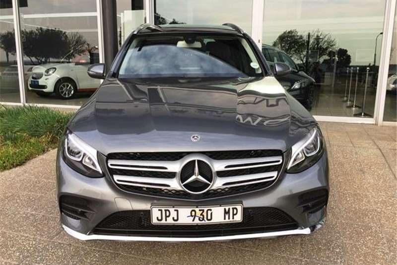 2019 Mercedes Benz GLC 250d 4Matic AMG Line