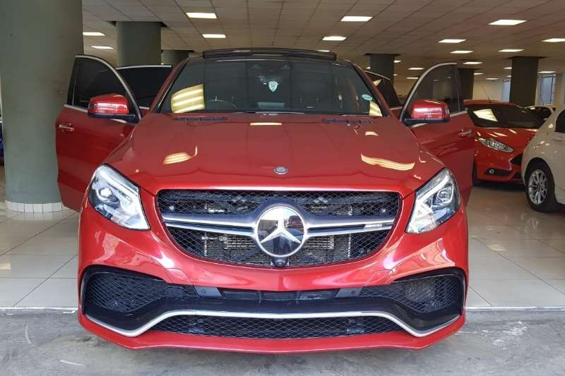 2016 Mercedes Benz GLE