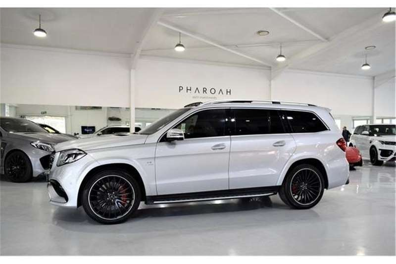 Mercedes Benz GLS 63 2018