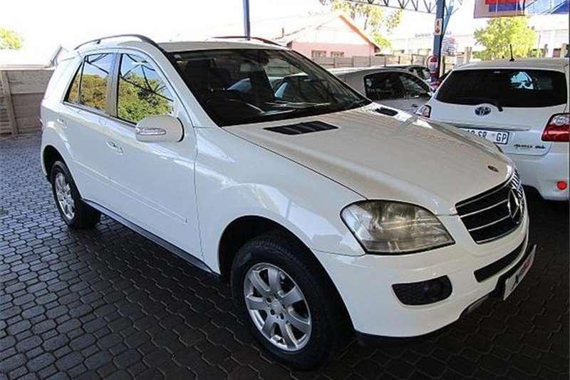2008 Mercedes Benz Ml 320cdi Cars For Sale In Gauteng R 149 990 On