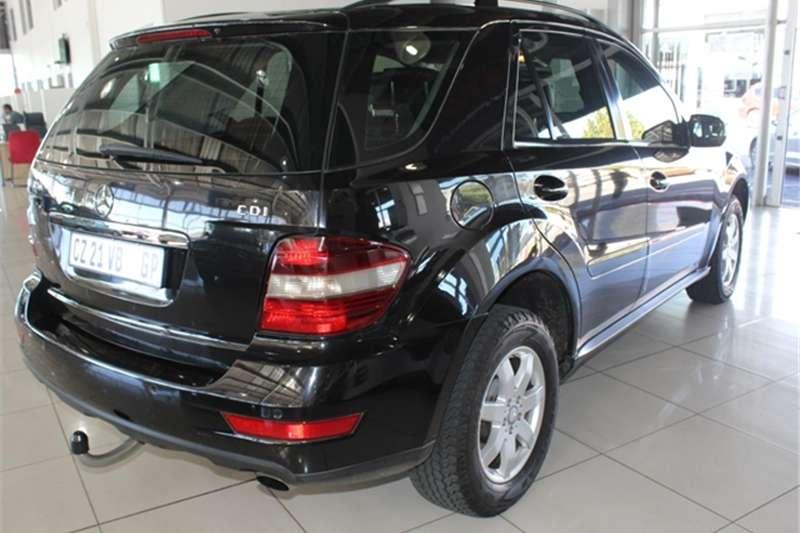 Mercedes Benz ML 320CDI 2009