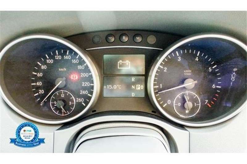 Mercedes Benz ML 350 2007