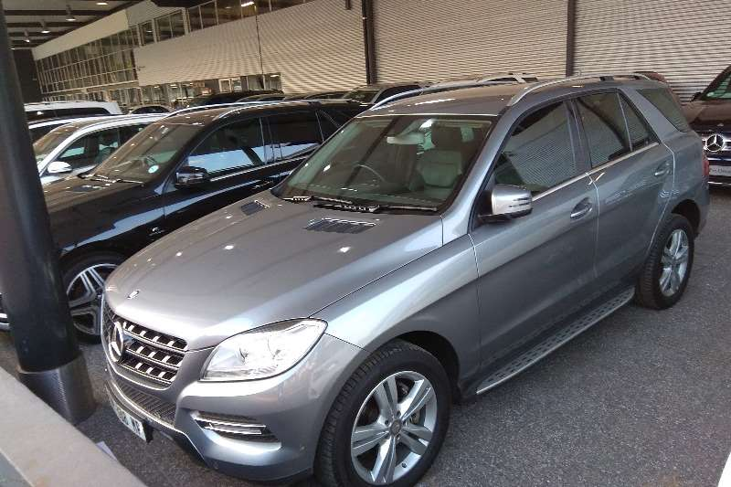 Mercedes Benz ML 350 BlueTec 2014