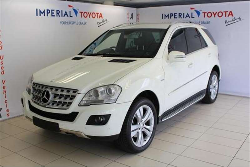 Mercedes Benz ML 350CDI 2010