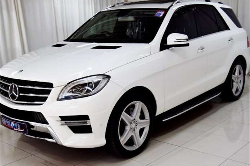 2014 Mercedes Benz ML