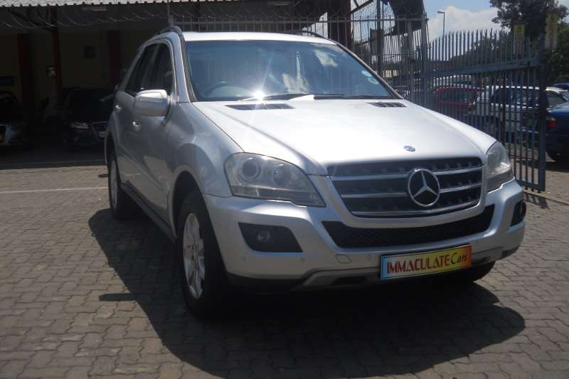 2009 Mercedes Benz ML