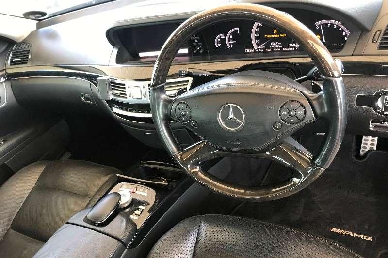 Mercedes Benz S Class S350 2011