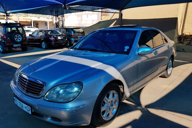 2001 Mercedes Benz S Class S500 Cars For Sale In Gauteng | R 89 950 On Auto  Mart