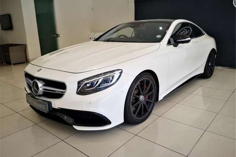 S63 Amg Coupe >> Mercedes Benz S Class S63 Amg Coupe 2016