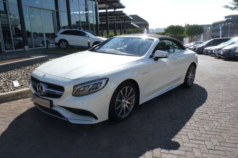 Mercedes Benz S Class S63 Coupe 2018