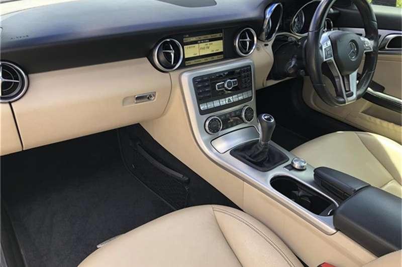 Mercedes Benz SLK 200 2012