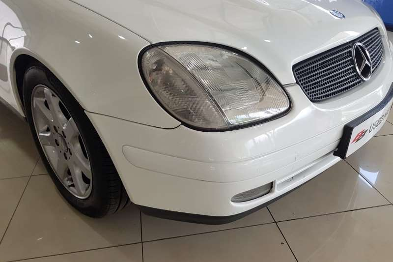 Mercedes Benz SLK 200 auto 1997