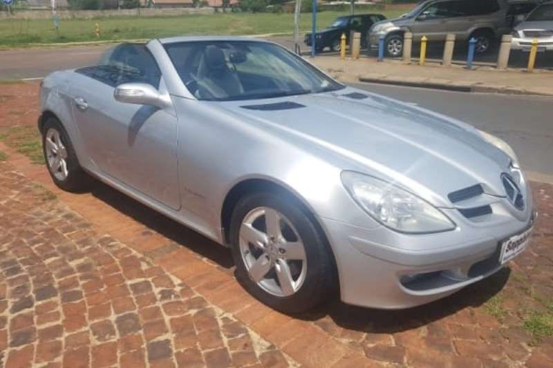 Mercedes Benz SLK 200 Kompressor 2005