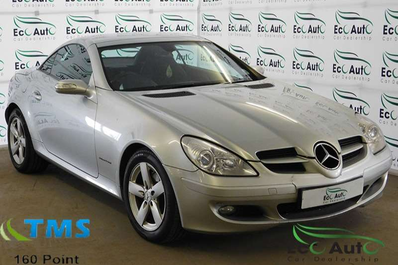 Mercedes Benz SLK 200 Kompressor 2006
