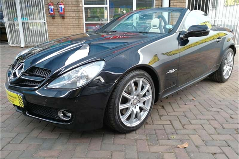 slk en mercedes occasion classe voll benz at voiture airscarf of tronic km used
