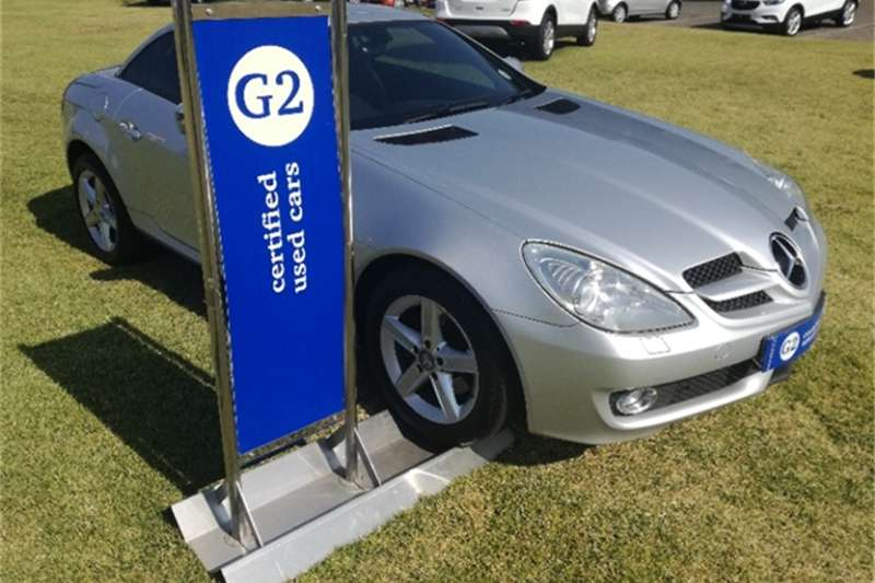 Mercedes Benz SLK 200 Kompressor 2010