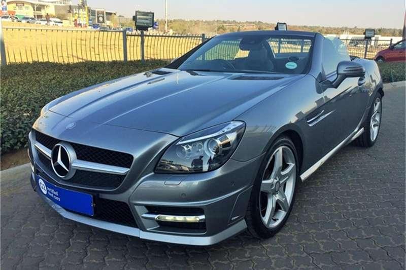 2014 Mercedes Benz SLK 250 AMG Sports Convertible ( Petrol ...