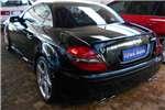 Mercedes Benz SLK 5.5 AMG 2006