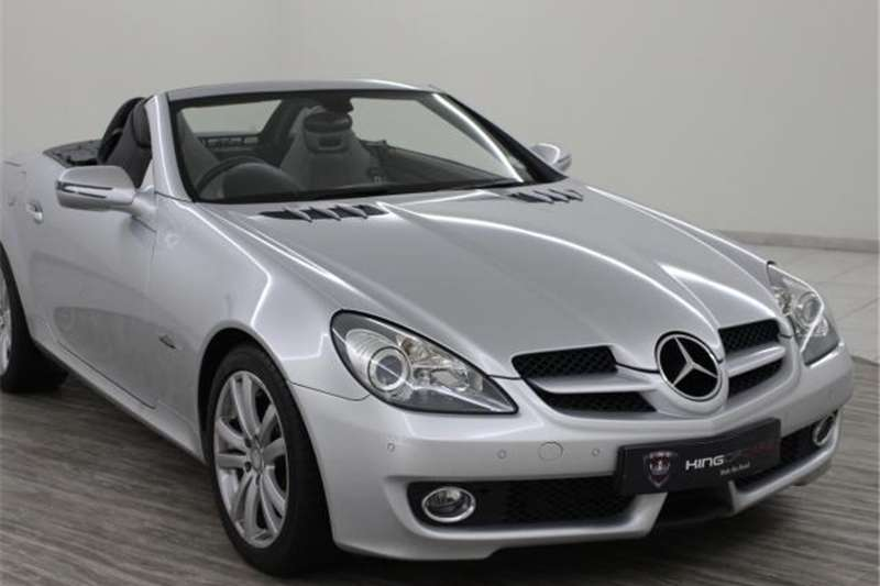 2011 Mercedes Benz SLK 200 auto