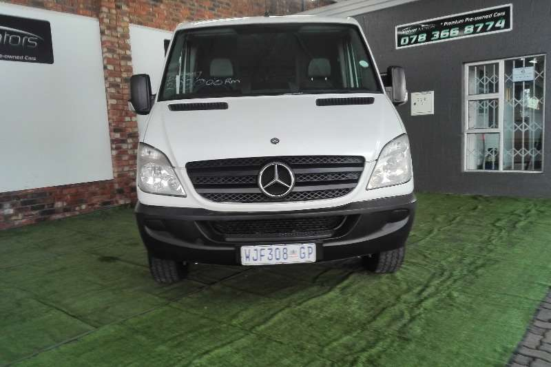 b083b53519 2007 Mercedes Benz Sprinter 309 cdi panel van Cars for sale in ...