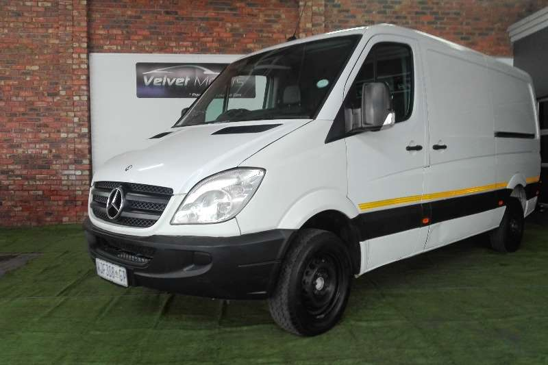 f362813f83 Mercedes Benz Sprinter For Sale in South Africa