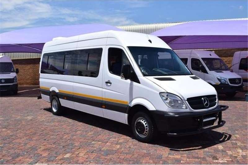 Mercedes Benz Sprinter 515 CDI 2013