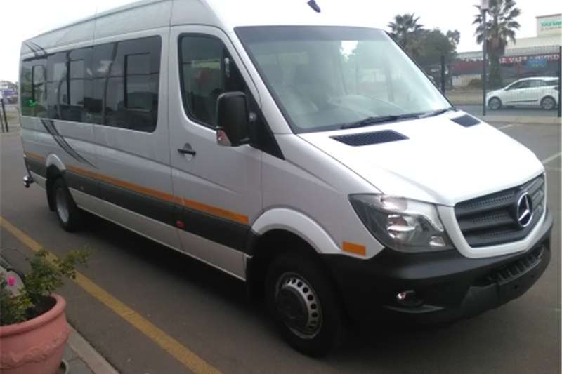 Mercedes Benz Sprinter 519 Cdi Bus For Sale Cars For Sale