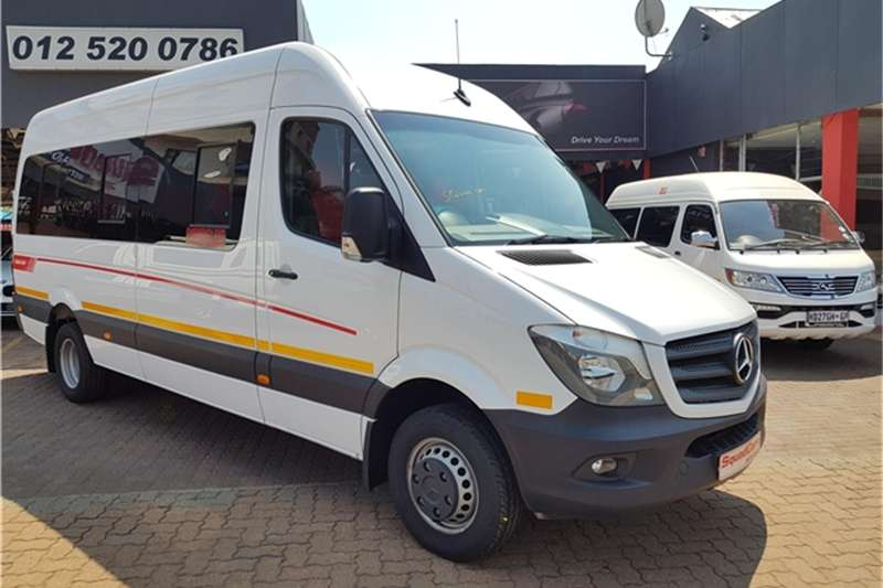 Mercedes Benz Sprinter >> 2019 Mercedes Benz Sprinter Bus 515 Cdi Cars For Sale In Gauteng R