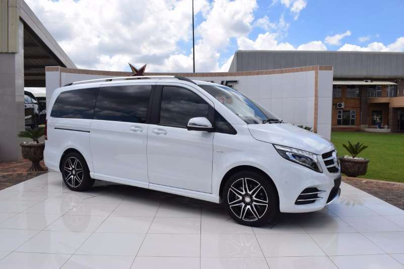 2019 Mercedes Benz V Class V250 Bluetec Avantgarde Amg A T Cars For