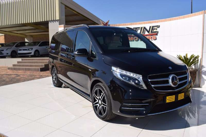 2019 Mercedes Benz V Class V250 Bluetec Avantgarde Amg A T