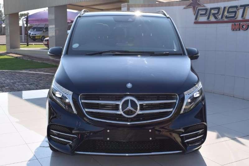 Mercedes Benz V Class V250d Avantgarde AMG A/T 2018