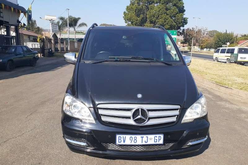 Mercedes Benz Viano CDI 3.0 Ambiente Edition 125 2013