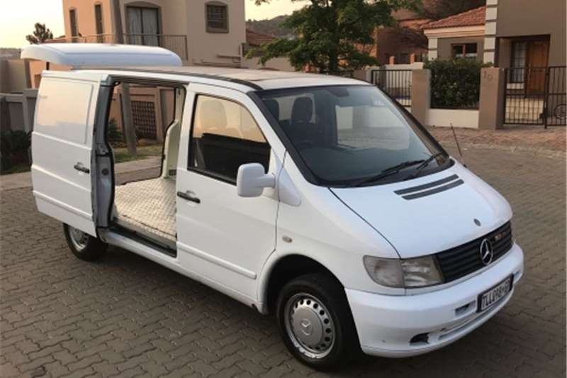 2002 mercedes benz vito 112 cdi cars for sale in gauteng r 75 000 on auto mart. Black Bedroom Furniture Sets. Home Design Ideas