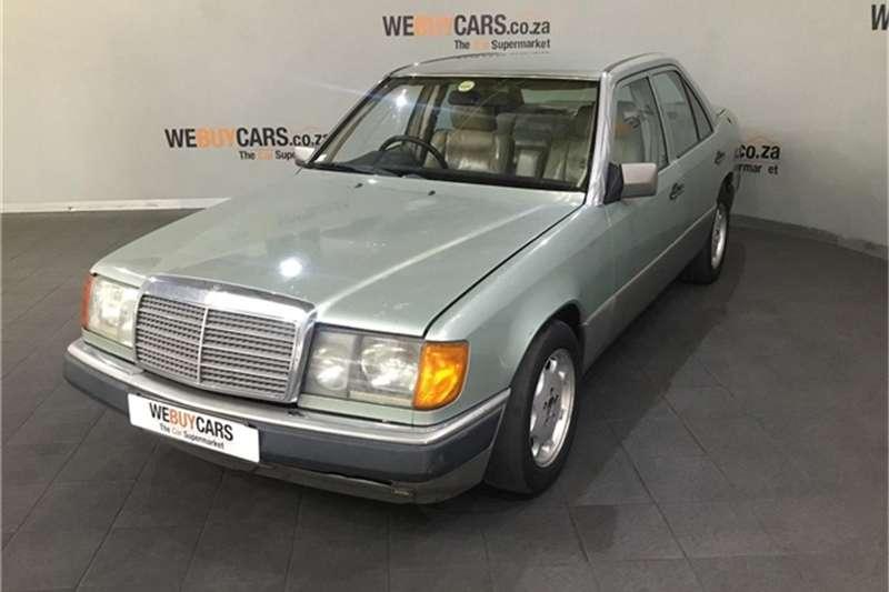 1991 Mercedes Benz