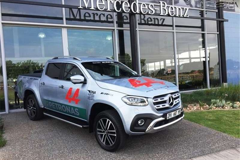 Mercedes Benz X-Class Double Cab X250d 4X4 POWER A/T 2018