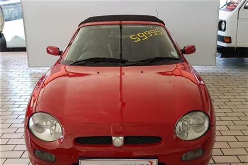 2001 MG TF