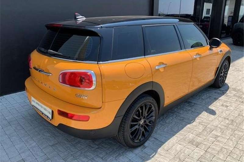 2018 Mini Clubman Cooper Clubman Auto Cars For Sale In Gauteng R