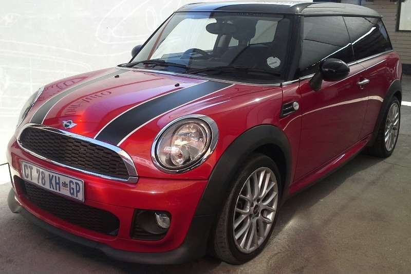 2013 Mini Clubman Cooper Clubman John Cooper Works Package Cars