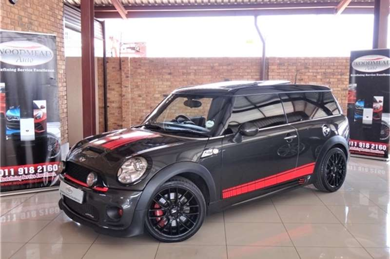 2012 Mini Clubman John Cooper Works